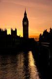 The Big Ben,  London, UK. Stock Photo