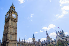 Big ben London , UK. Big ben in London ,UK Stock Photo