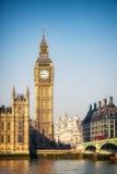 Big Ben in London. UK Royalty Free Stock Photo