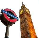 The Big Ben, London, UK Stock Photo