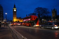 The Big Ben, London, UK Stock Photos