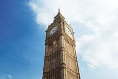 Big Ben in London, UK Royalty Free Stock Photo