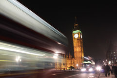 Big Ben, London, UK Royalty Free Stock Image