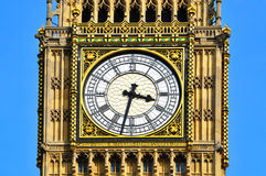 Big Ben in London, United Kingdom Stock Photos