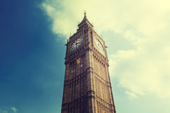 Big Ben in London Stock Photography