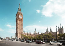 Big Ben in London Stock Images
