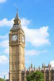 Big Ben in London Royalty Free Stock Photo