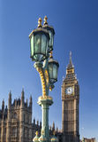 Big Ben in London, United Kingdom Stock Image