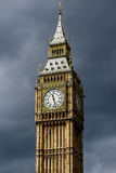 Big Ben in London, United Kingdom Royalty Free Stock Photos