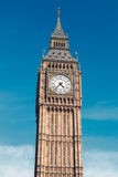 Big Ben in London United Kingdom Royalty Free Stock Image