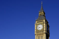 Big ben londong uk Stock Image