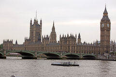 Big Ben, Londres Images libres de droits