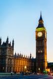 Big Ben, Londres, Angleterre, R-U Images libres de droits