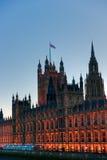 Big Ben, Londres, Reino Unido. Fotos de Stock Royalty Free