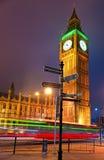 Big Ben, Londres, Reino Unido. Fotografia de Stock