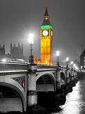 Big Ben, Londres, Reino Unido. Foto de Stock