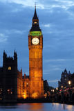 Big Ben. Londyn Fotografia Royalty Free