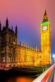 Big Ben, Londyn, UK obrazy stock