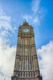 Big Ben, Londyn -, Zjednoczone Królestwo Obraz Stock