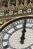 Big Ben - Midday. Big Ben - twelve o'clock royalty free stock photos