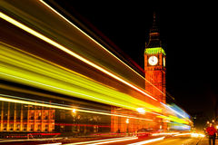 Big Ben Never Sleeps Royalty Free Stock Image
