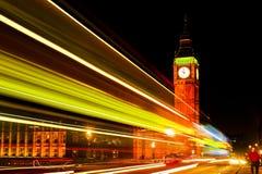 Big Ben Never Sleeps Royalty Free Stock Image