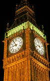 Big Ben at Night 1 Stock Image