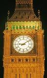Big Ben at Night 2. View of Big Ben at Night Stock Photos