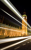 Big Ben at night Royalty Free Stock Images