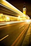 Big Ben at night Royalty Free Stock Photography