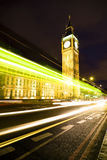 Big Ben at night Royalty Free Stock Photos