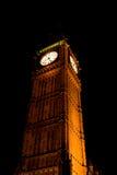 Big Ben at Night. London, UK Royalty Free Stock Image