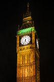 Big Ben Night Royalty Free Stock Image
