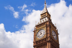 Free Big Ben Of London Royalty Free Stock Photography - 3308777