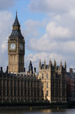 Big Ben and Parliament Stock Images