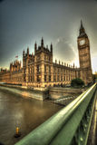 Big Ben and Parliament Royalty Free Stock Images