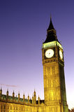Big Ben & Parliament- London Royalty Free Stock Images