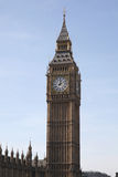 Big ben roof Royalty Free Stock Photos