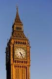 Big Ben am sonnigen Tag Stockfotografie