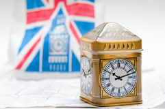 Big ben souvenir Royalty Free Stock Photo