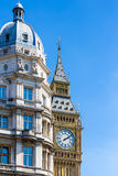 Big Ben in summer, London Stock Image