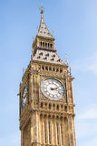 Big Ben in summer, London Royalty Free Stock Photo