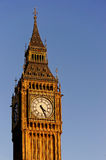 Big Ben in the sunny day Stock Photography