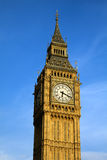 Big Ben at sunset, London Royalty Free Stock Photo