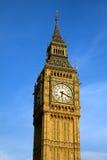 Big Ben at sunset, London. England Royalty Free Stock Photo