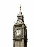 Big Ben - symbol of London. Royalty Free Stock Photos