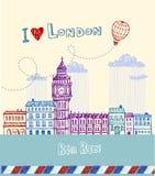 Big Ben - symbol of London Stock Photo