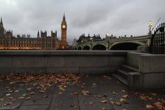 Big Ben (torre) di Elizabeth, Londra Fotografie Stock Libere da Diritti