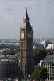 The Big Ben Tower Royalty Free Stock Photography