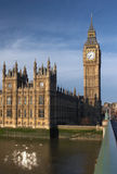 Big Ben tower Royalty Free Stock Photos
